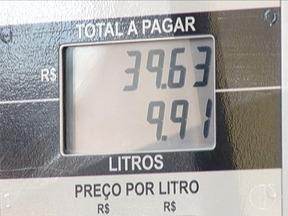 Reajuste no preço de combustíveis deixa serviços e produtos mais caros no Norte de Minas - Inflação tem índices mais altos.