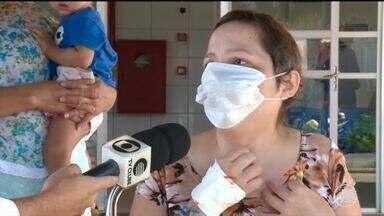 Pacientes com câncer sofrem sem atendimento no São Marcos - Pacientes com câncer sofrem sem atendimento no São Marcos
