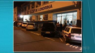 Dezesseis adolescentes são detidos nesta terça-feira (1) em Londrina - Todos são investigados por roubo, furto e tráfico de drogas.
