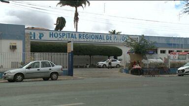 Hospital Regional de Patos enfrenta dificuldades por conta de alta demanda de pacientes - Ministério Público investiga situação do Hospital.
