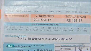 A partir de agosto o consumo de energia elétrica passa a ser cobrado na bandeira vermelha - A partir de agosto o consumo de energia elétrica passa a ser cobrado na bandeira vermelha.