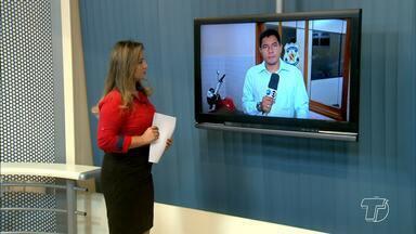 Confira os destaques do plantão policial desta segunda-feira no Bom Dia Santarém - O repórter Reginaldo Balieiro destaca, ao vivo, as principais ocorrências registradas na delegacia.