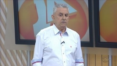 Roberto Alves fala sobre o empate do Figueirense contra o Juventude - Roberto Alves fala sobre o empate do Figueirense contra o Juventude