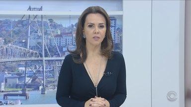 Corpo encontrado em Florianópolis pode ser de homem que foi executado em vídeo - Corpo encontrado em Florianópolis pode ser de homem que foi executado em vídeo