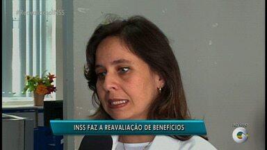 INSS convoca segurados para reavaliação dos benefícios auxílio-doença - O beneficiário que não fizer a reavaliação poderá perder o benefício.