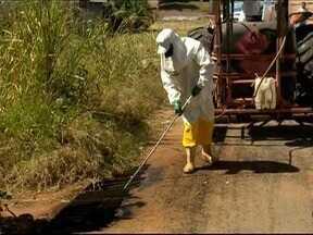 Vigilância Epidemiológica intensifica nebulização em Dracena - Atividade é para o combate a pernilongos.
