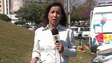 Pesquisa diz que Maringá tem o melhor índice de limpeza urbana do país - Estudo foi feito pelo Sindicato das Empresas de Limpeza Urbana
