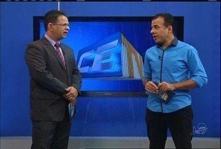 Terceiro bloco do CETV Cariri desta quarta-feira (02) - Saiba mais em g1.com.br/ce