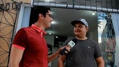 Vida Real visita o Bairro Barroso, em Fortaleza - Quadro vai ao ar no CETV às segundas, quartas e sextas-feiras.