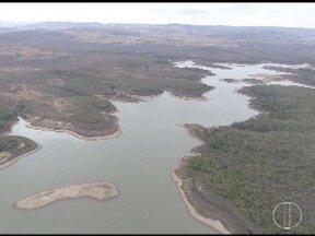 Assessor da Copasa diz que situação da falta de água em Montes Claros é grave - Rodízio na cidade começou em 2015.