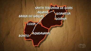 Rally dos Sertões é lançado oficialmente em Goiânia - Competição em 2017 será toda na região Centro-Oeste.
