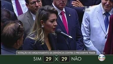 Veja como votaram os deputados do estado do Amapá - Veja como votaram os deputados do estado do Amapá