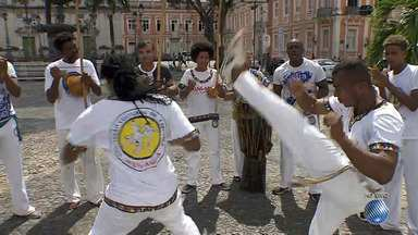 Luta e resistência: Dia da Capoeira é comemorado em Salvador - Conheça um pouco da tradição que representa a força da história e luta, além da cultura da Bahia.