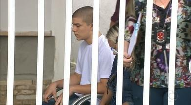 Caso Luanna : Polícia Civil reconstitui cenas antes e durante a morte da jovem - Yuri Ramos aguarda julgamento no Presídio do Roger.
