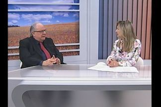 JA Ideias fala sobre saúde com o Presidente do SIMERS - Presidente faz avaliação dos serviços na Região.