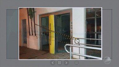 Destaques do Dia: Agência bancária é alvo de bandidos em Candiba, no centro sul da Bahia - Veja outros fatos que marcaram a quinta-feira (3).