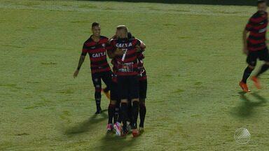 Vitória vence a Ponte Preta e Bahia empata com a Chapecoense - Sérgio Pinheiro comenta o desempenho dos times baianos nas partidas de quarta-feira (2).