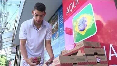 Jovens falam da dificuldade em conseguir o primeiro emprego no Sul do ES - Muitos têm recorrido ao Sine, mas também não está fácil.