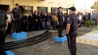 Comando de Policiamento de Área da PM no Norte e Noroeste do RJ troca de comandante - Coronel Friederik Minervini Bassani assumiu o cargo que desde 2014 era ocupado pelo coronel Lúcio Flávio Baracho de Souza.