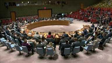 Conselho de Segurança da ONU se reúne para discutir sanções à Coreia do Norte - A ONU deve discutir uma resolução apresentada pelos Estados Unidos para impor novas e pesadas sanções à Coreia do Norte.