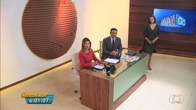 Confira os destaques do Bom Dia Goiás desta segunda-feira (7) - PM fecha festa 'open drogas' com dezenas de adolescentes, em Goiânia.