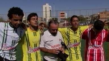 Taça das Favelas reúne cerca de 100 mil meninos e meninas - A categoria feminina é uma novidade da edição de 2017. Neste final de semana, a semifinal foi disputada em Samambaia.