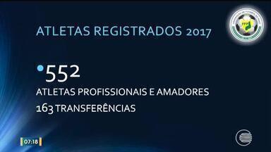 Saiba os dados e estatísticas da Semana de Integração do Futebol no Piauí - Saiba os dados e estatísticas da Semana de Integração do Futebol no Piauí