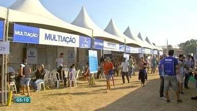 Multiação realiza quase nove mil atendimentos em bairro de Várzea Grande - Multiação realiza quase nove mil atendimentos em bairro de Várzea Grande.