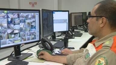 Mais de 300 câmeras monitoram eleição no AM - Veja como foi o sistema de segurança.