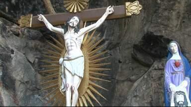 Cerca de 460 mil pessas se reúnem na romaria ao Bom Jesus da Lapa - Este ano a festa ganhou o registro provisório como Patrimônio Imaterial do estado.