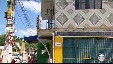 Após desabamento de marquise, Defesa Civil do Cabo vistoria outras pousadas da cidade - Acidente no Grande Recife deixou três mortos e três feridos.