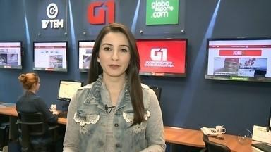 Mayara Corrêa mostra as principais notícias do G1 na região noroeste paulista - Mayara Corrêa mostra as principais notícias do G1 na região noroeste paulista nesta segunda-feira (7).