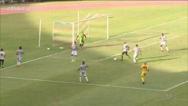 Operário vence Maranhão fora de casa e fica perto de vaga na Série C - Vitória por 3 a 1 em São Luís deixa Fantasma muito próximo de vaga nas semifinais da Série D e do acesso