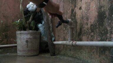 Após reportagens, Casal melhora abastecimento de água no bairro de Bebedouro - Segundo moradores, problema vinha se arrastando há seis meses.