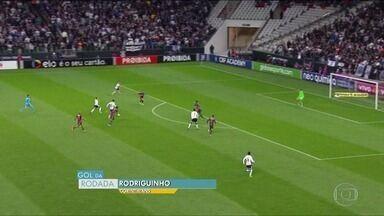 Veja o gol da rodada eleito no APP da TV Gazeta - Telespectadores do ESTV escolheram o gol mais bonito do fim de semana. Veja!