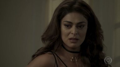 Bibi expulsa Jeiza de sua casa - Policial novamente é ameaçada e confronta a esposa de Rubinho