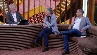 Conversa com Bial - Programa de segunda-feira, 07/08/2017, na íntegra - O Conversa com Bial recebe o biólogo e escritor moçambicano Mia Couto e o cientista Sidarta Ribeiro. A dupla bate um papo sobre literatura e ciência