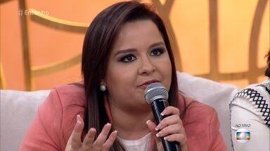 Maiara pede mais união entre as mulheres - Cantora reclama dos padrões exigidos para o corpo feminino e relembra comentários preconceituosos nas redes sociais