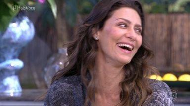 Maria Fernanda Cândido comenta o relacionamento de Joyce e Eugênio - Atriz fala sobre sua personagem em 'A Força do Querer', analisa o sentimento que existe entre eles e como Irene conseguiu se aproximar do marido Eugênio