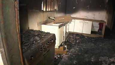 Bituca de cigarro pode ter causado incêndio que matou cadeirante em Maringá - Um adolescente que estava com a vítima confirmou essa versão à polícia.