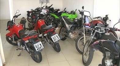 Motociclistas de João Pessoa assustados com a violência - O padeiro Rodrigo dos Santos foi morto essa semana, quando tentaram roubar a moto dele.