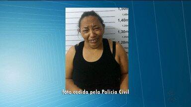 Polícia prende empregada doméstica que furtava patrões em Campina Grande - Segundo a polícia, a mulher trabalhava como empregada doméstica para roubar os pertences dos patrões.