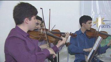 Festival seleciona músicos para intercâmbio - Selecionados se apresentarão com grandes nomes da música clássica.