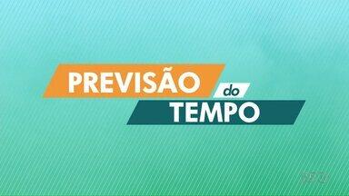 Chuva pode voltar ao Paraná no final de semana - Previsão é de aumento na instabilidade, e de chuvas a partir de domingo (13).
