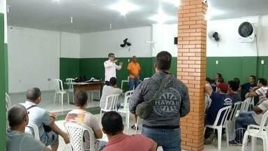 Sindicato dos servidores públicos em Campos, discute falta de manutenção nas ambulâncias - Assista a seguir.