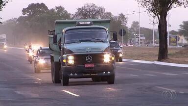 Veja novas regras para o tráfego de caminhões nas avenidas e ruas de Palmas - Veja novas regras para o tráfego de caminhões nas avenidas e ruas de Palmas