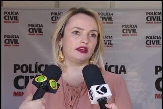 Delegada esclarece crime envolvendo ex-agente suspeito de matar mulher em Uberlândia - A Polícia Civil cumpriu o mandado de prisão preventiva nesta quinta-feira (10). Crime aconteceu no começo do mês de agosto.