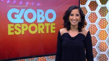 Globo Esporte RS - Bloco 1 - 11/08/2017 - Assista ao vídeo.