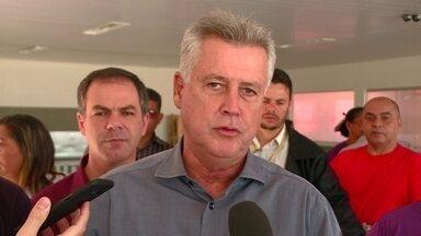 Governador diz que está investindo nas polícias para combater a criminalidade - Os roubos a residências no DF aumentaram muito.