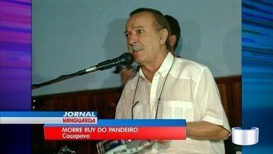 Morre aposentado de Caçapava que simulou o próprio velório - Ruy do Pandeiro tinha 70 anos.